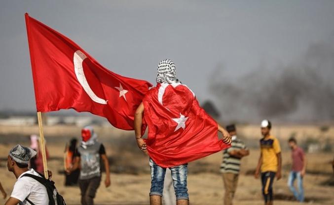 Filistin Davası Onurumuzdur