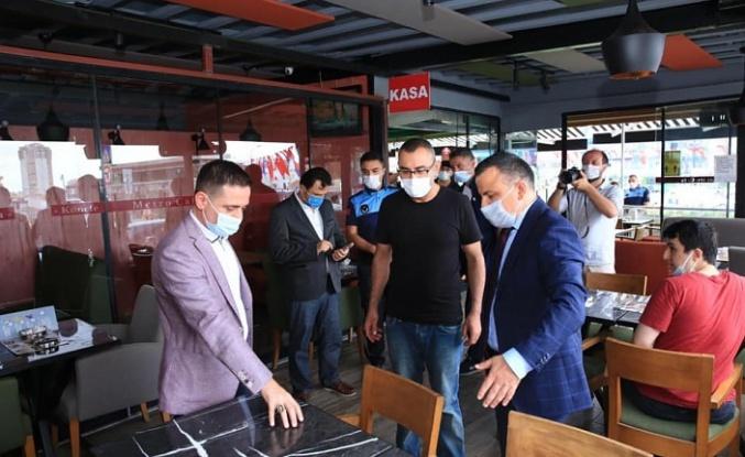 Çekmeköy'de Denetimler Aralıksız Devam Ediyor