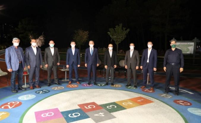 Ümraniye Belediye Başkanı İsmet Yıldırım STK Temsilcileri İle Buluştu