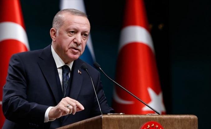 Cumhurbaşkanı Erdoğan: Seçimler 2023'te yapılacak