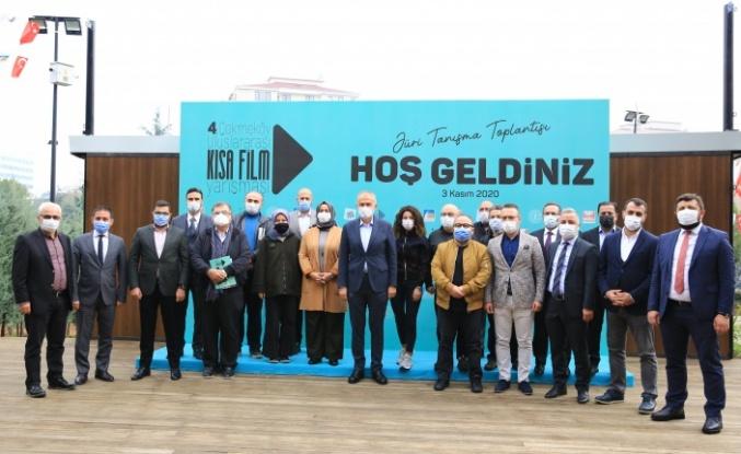 4. Çekmeköy Uluslararası Kısa Film Yarışması Jürisi İlk Toplantısını Gerçekleştirdi