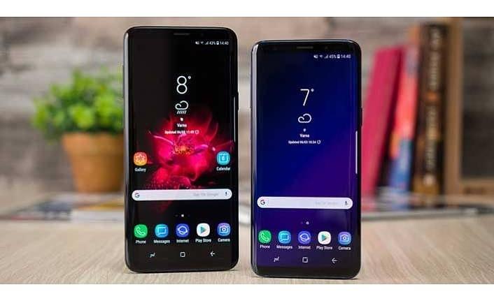 Samsung Galaxy S10, çerçevesiz ekranıyla ilk kez görüntülendi