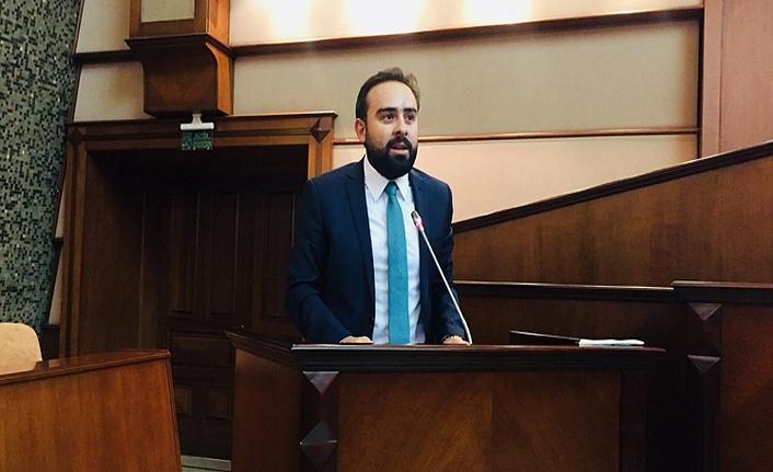 İBB Meclisinde Ömer Şahan CHP'li Meclis Üyelerine Ders