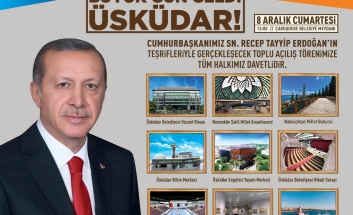 Üsküdar Belediyesi'nden Türkiye'yi Geleceğe Taşıyacak Büyük Projeler
