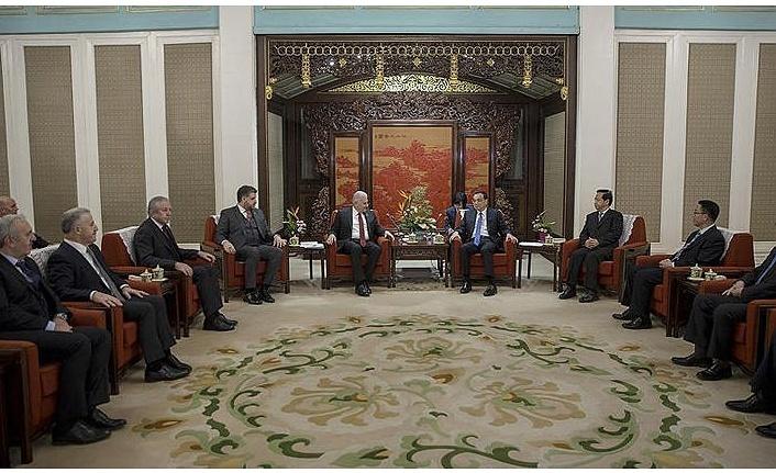 Yıldırım İstanbul için ilk adımı Çin'de attı
