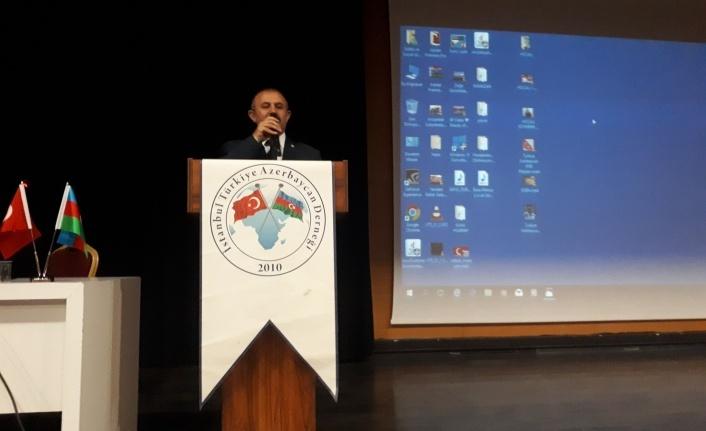 İstanbul Türkiye Azerbaycan Dayanışma Derneği Hocalı Soykırımını Unutmadı