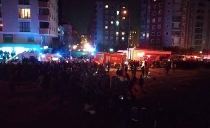 Son dakika | İstanbul Çekmeköy'de askeri helikopter düştü!