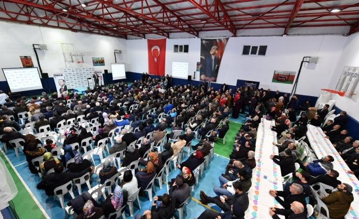 """Üsküdar Belediye Başkanı Hilmi Türkmen; """"Üsküdar'da İmar İhtilalı Yaptık"""""""