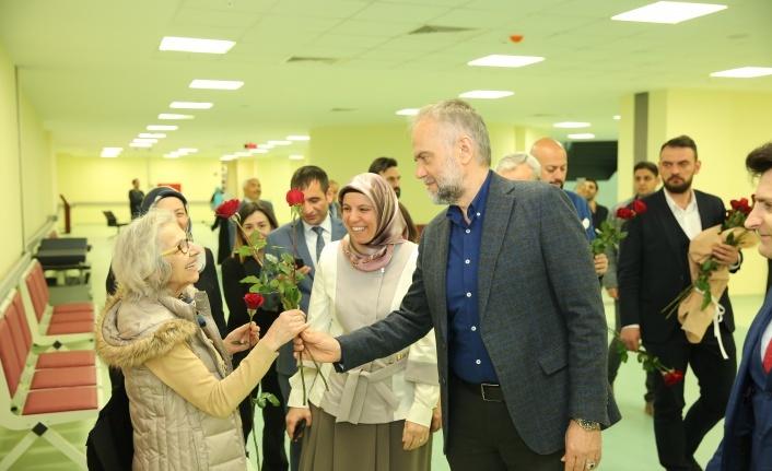 Çekmeköy Devlet Hastanesi Hizmete Başladı