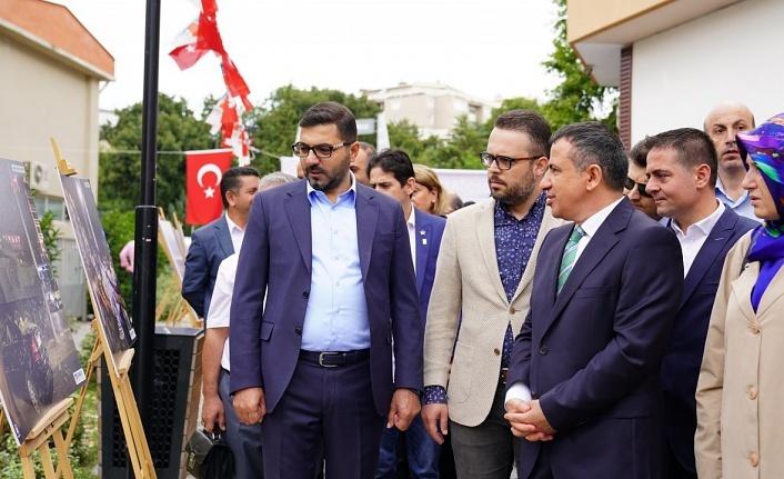 Çekmeköy'de 15 Temmuz Şehitleri Rahmet ve Minnetle Anıldı