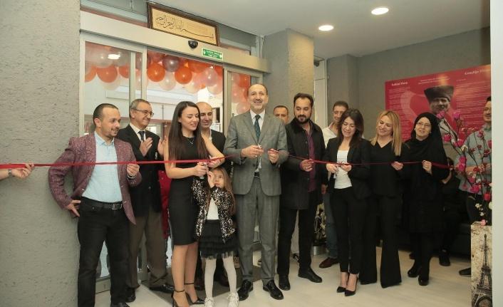 Dilek Sanat Merkezi Ümraniye'de Açıldı