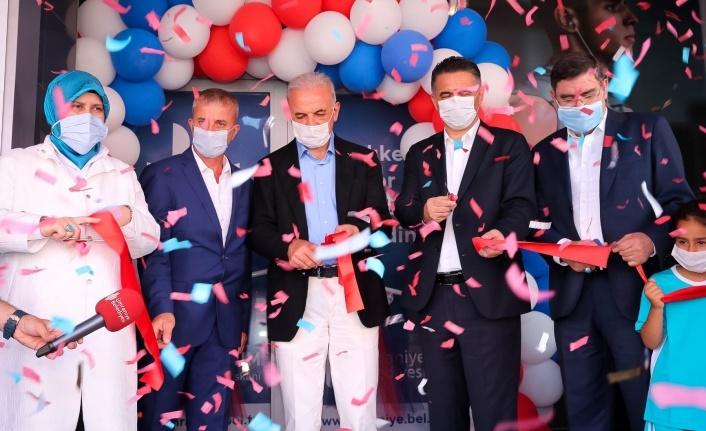 Ümraniye'de Spor Yatırımları Devam Ediyor