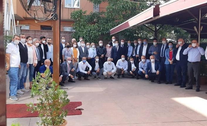 CHP Ümraniye İlçe Başkanlığı'nın Muhtarlar Günü Buluşması
