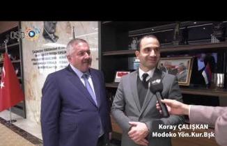 Modoko , Masko ve Kayseri OSB Dubai'de ortak avm kurulması için hazırlanıyor